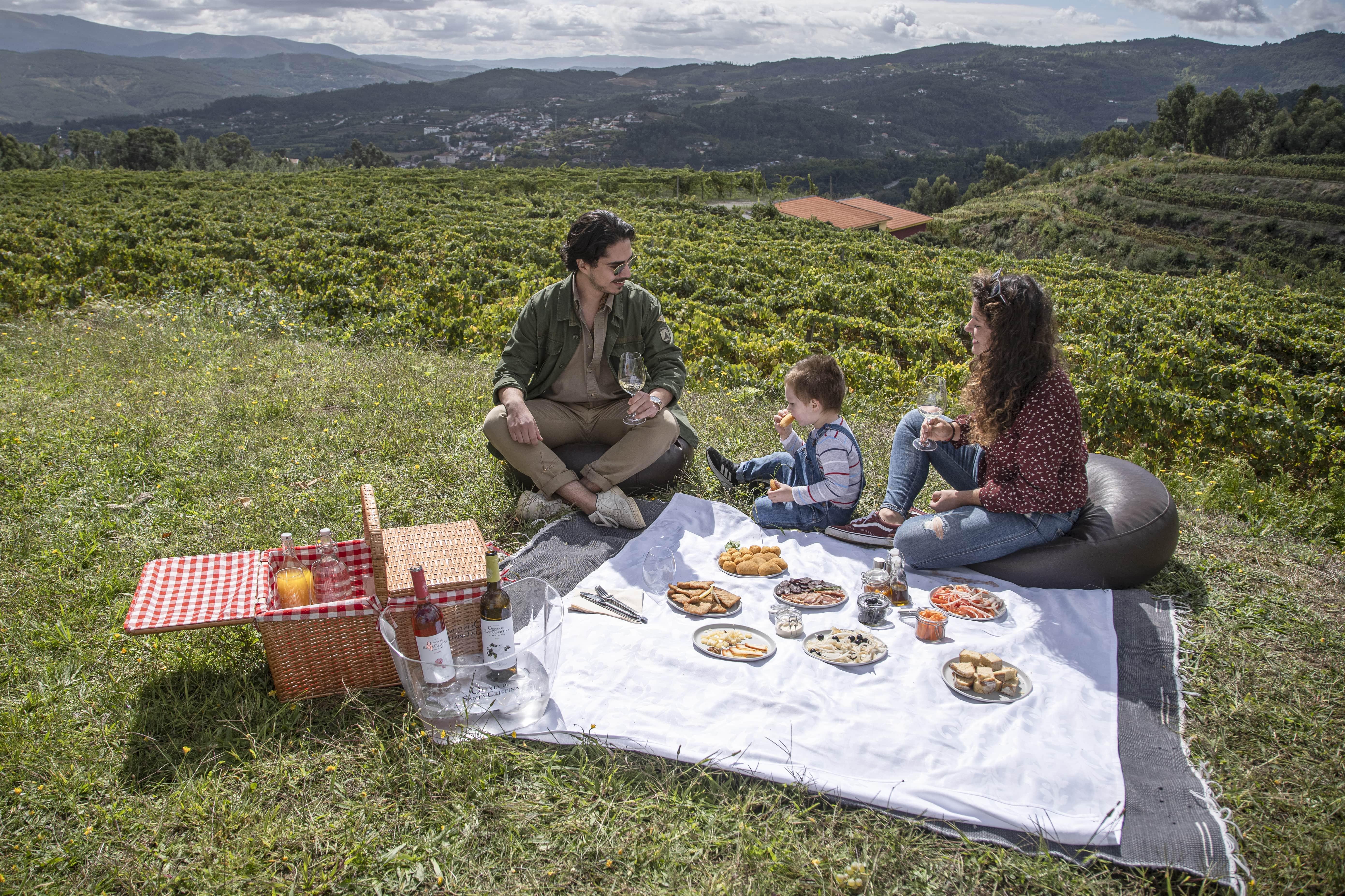 Quinta de Santa Cristina - Picnic Regional