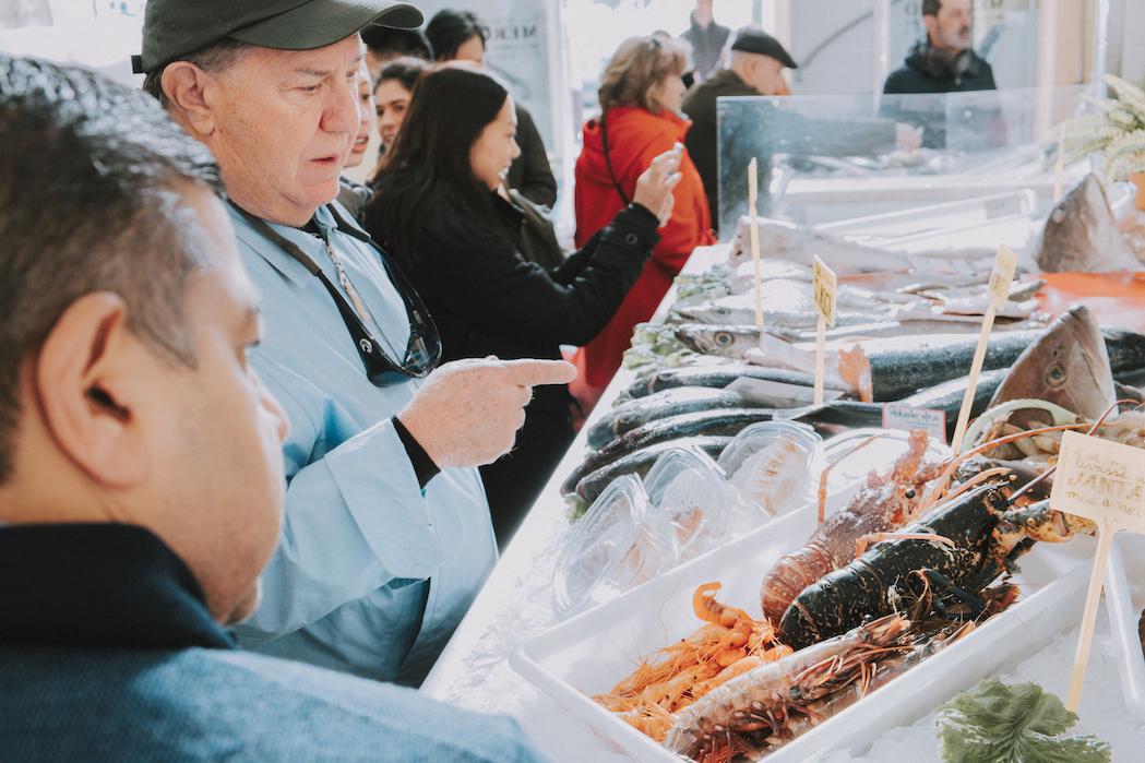 Market, Food & Cultural Walk