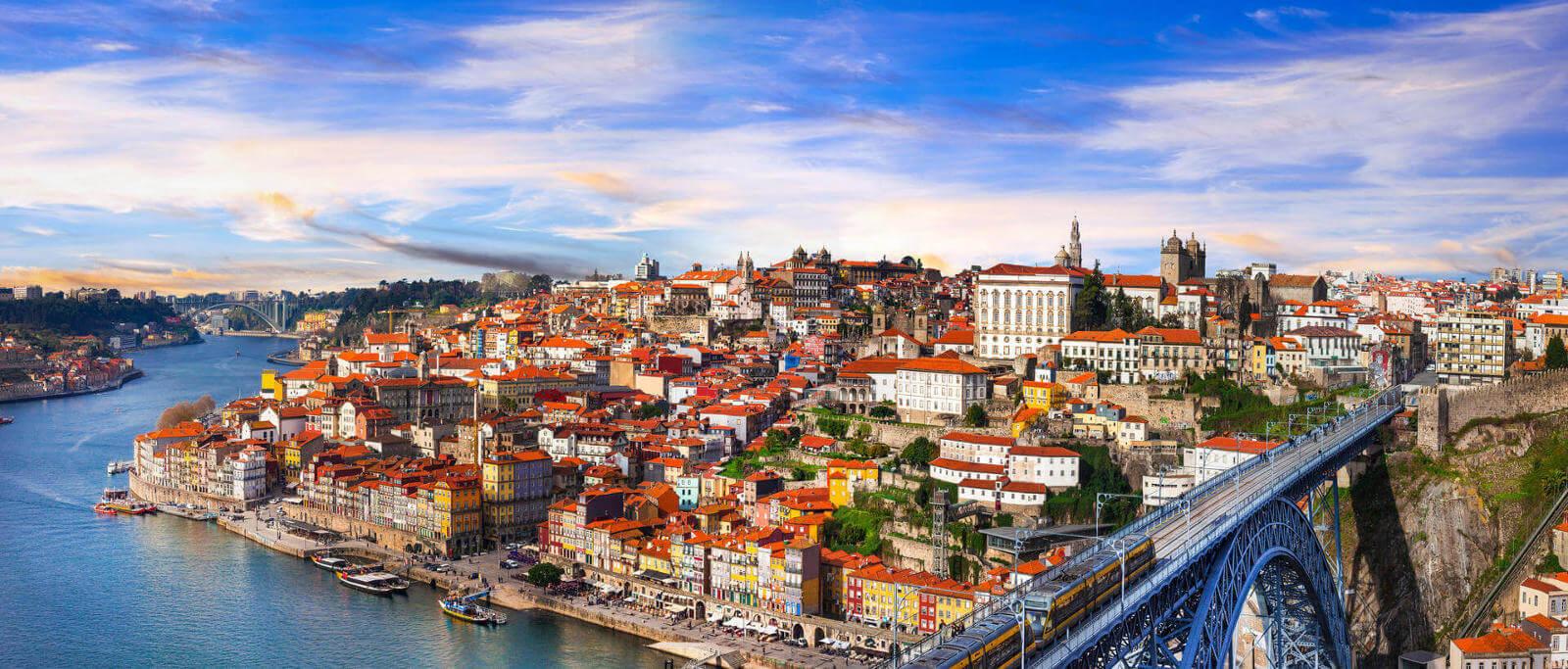 Crucero & Cata de Vinos de Oporto