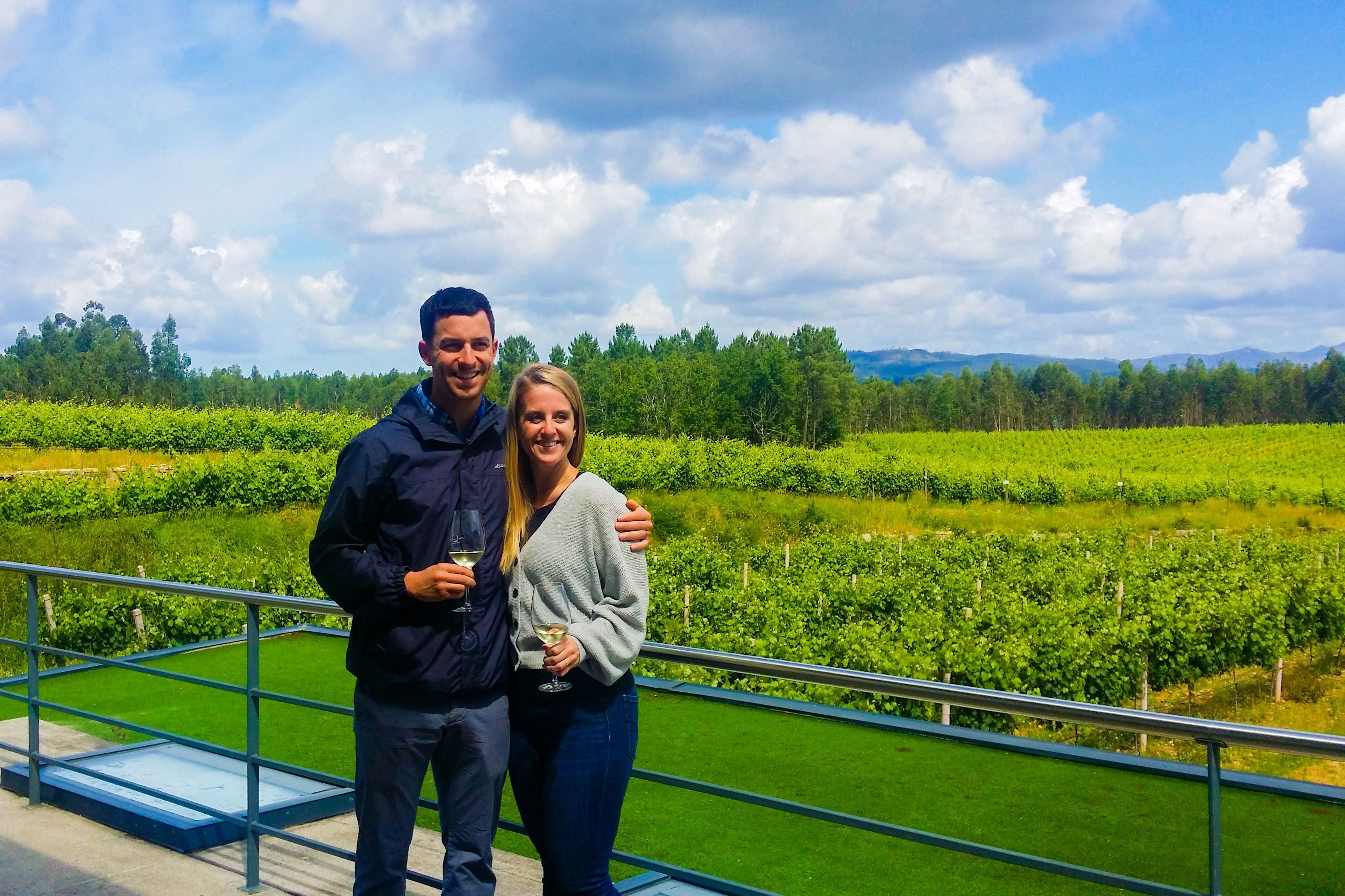 Minho & Vinhos Verdes Tour