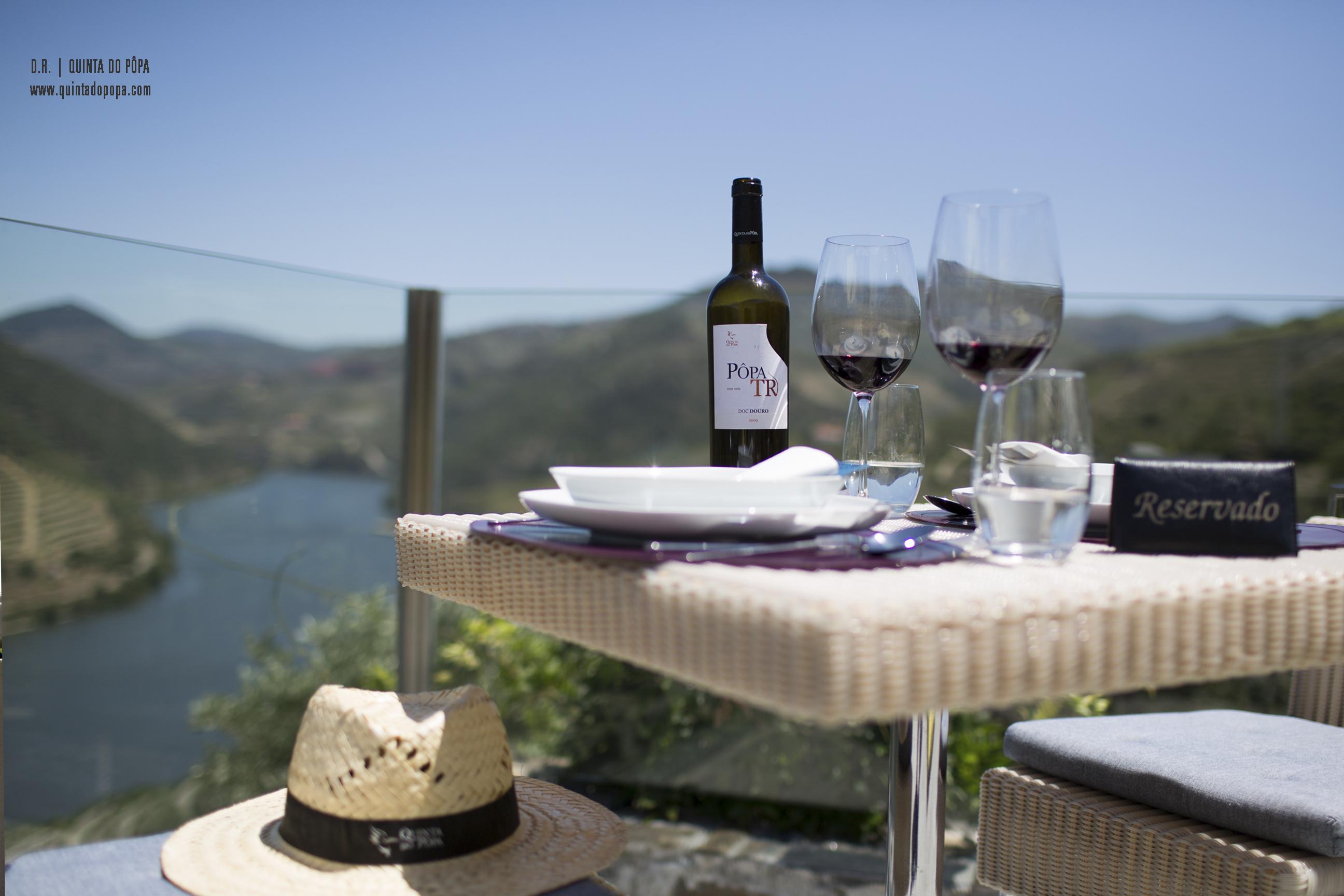 Quinta do Pôpa - Almoço Vínico