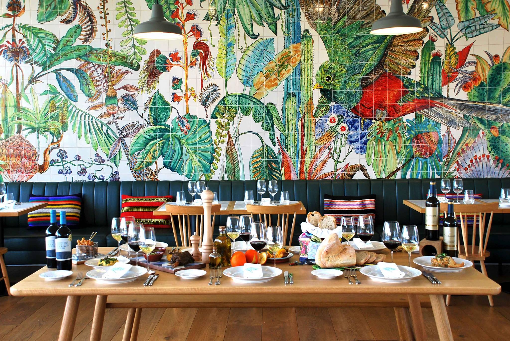 Quinta do Quetzal - Workshop de Cocina