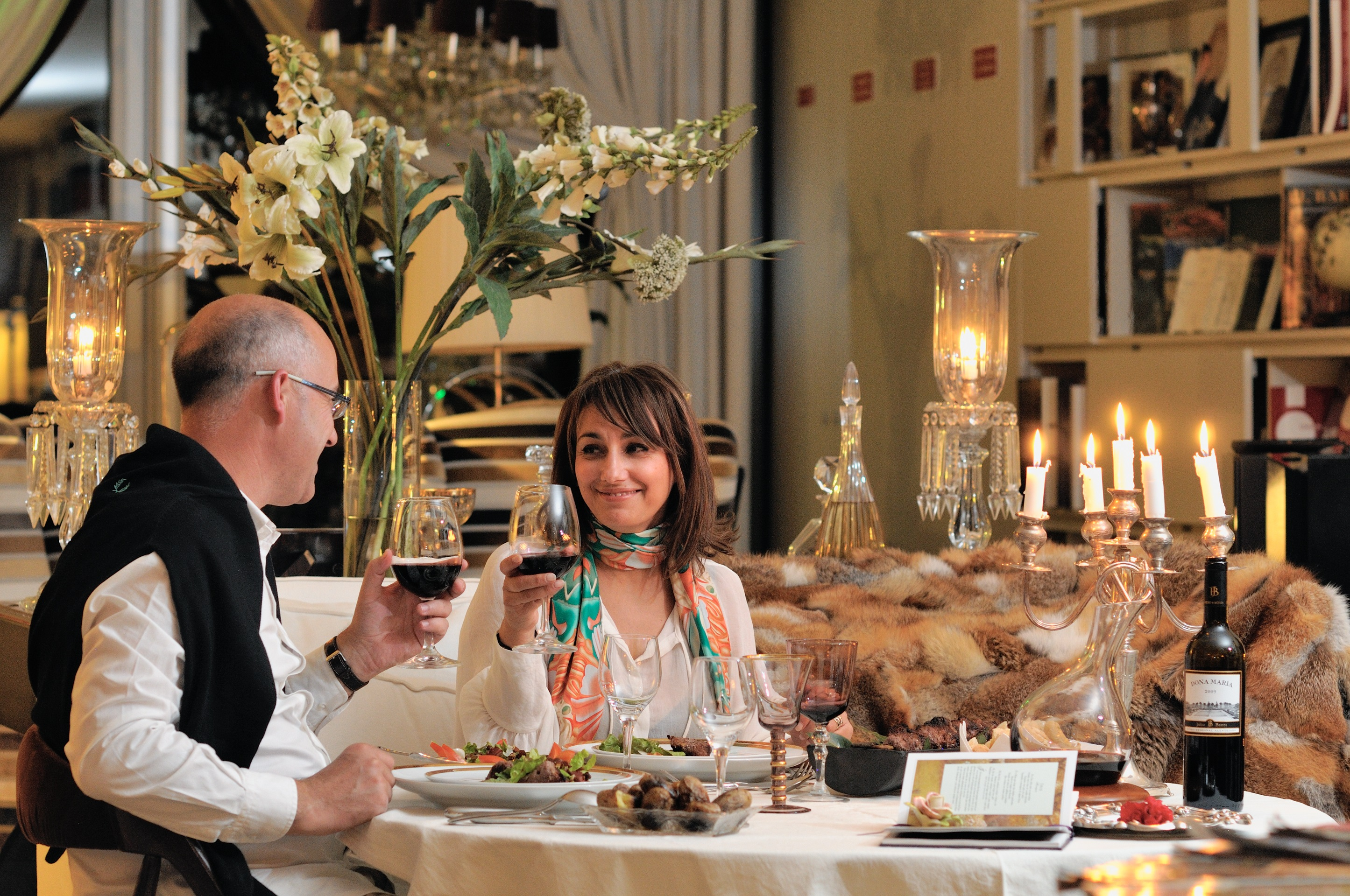 Carmo's Boutique Hotel - Food & Wines