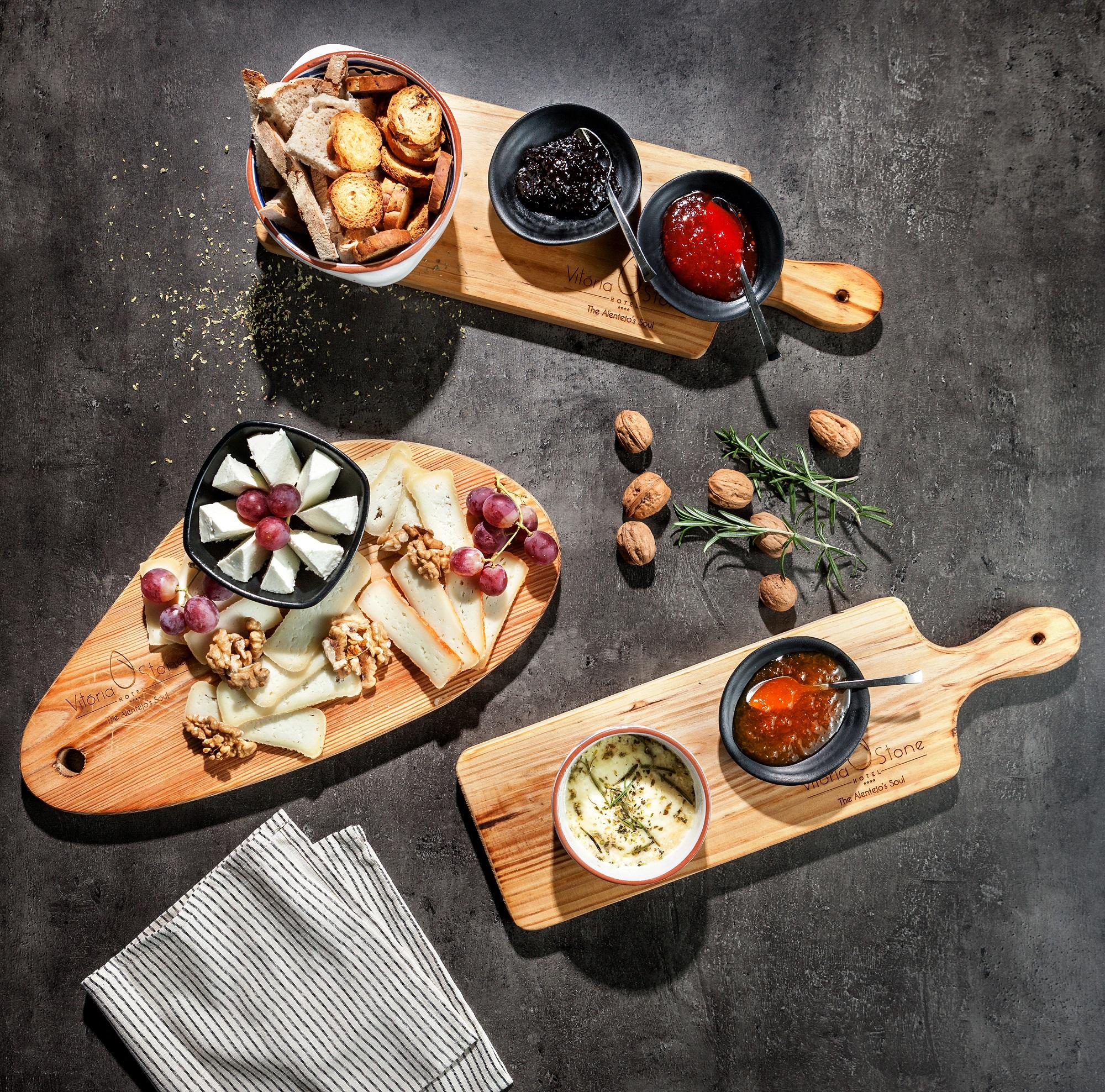 Vitoria Stone Hotel - Gastronomia & Vinhos