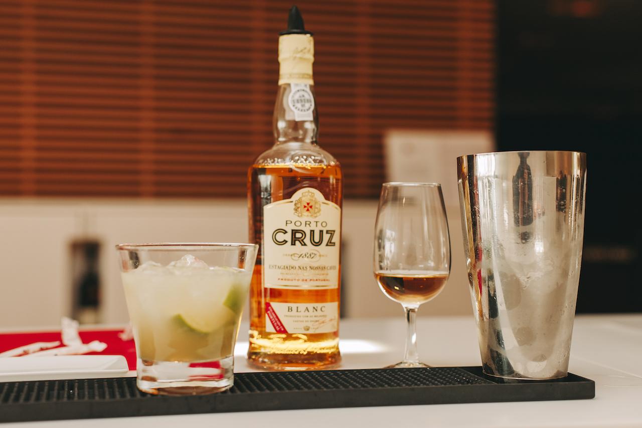 Espaço Porto Cruz - Workshop Cocktails