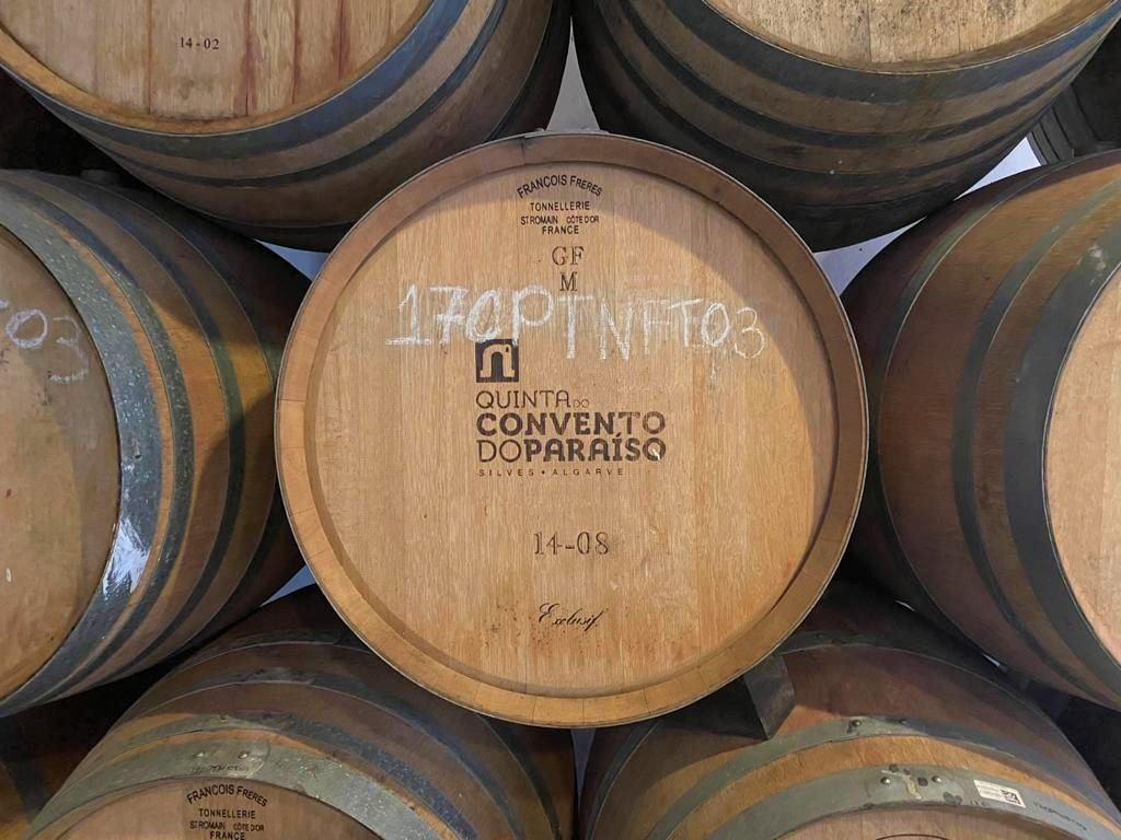 Convento do Paraíso - Tasting of 3 Wines