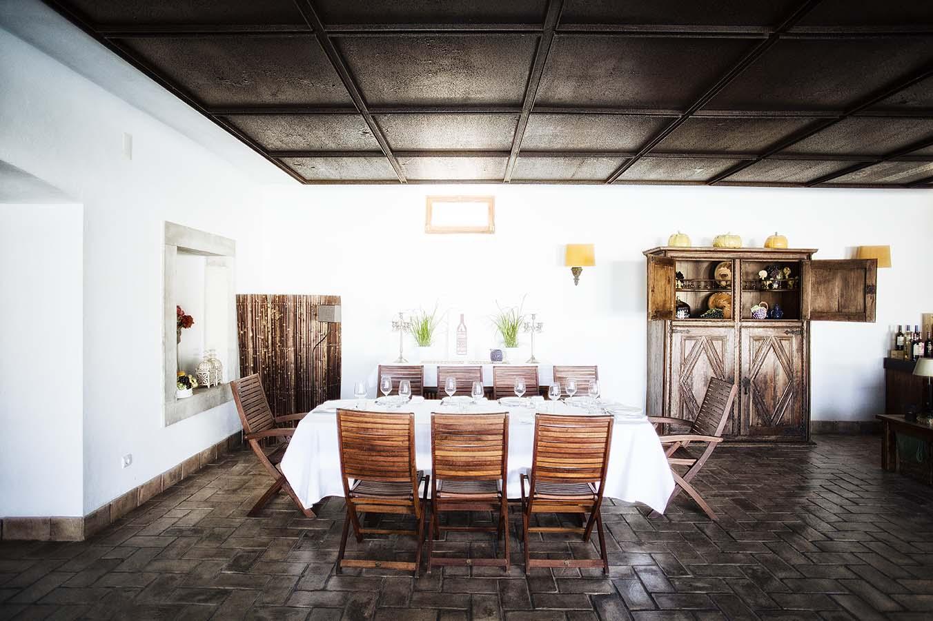 Quinta da Chocapalha - Visita, Prova & Almoço