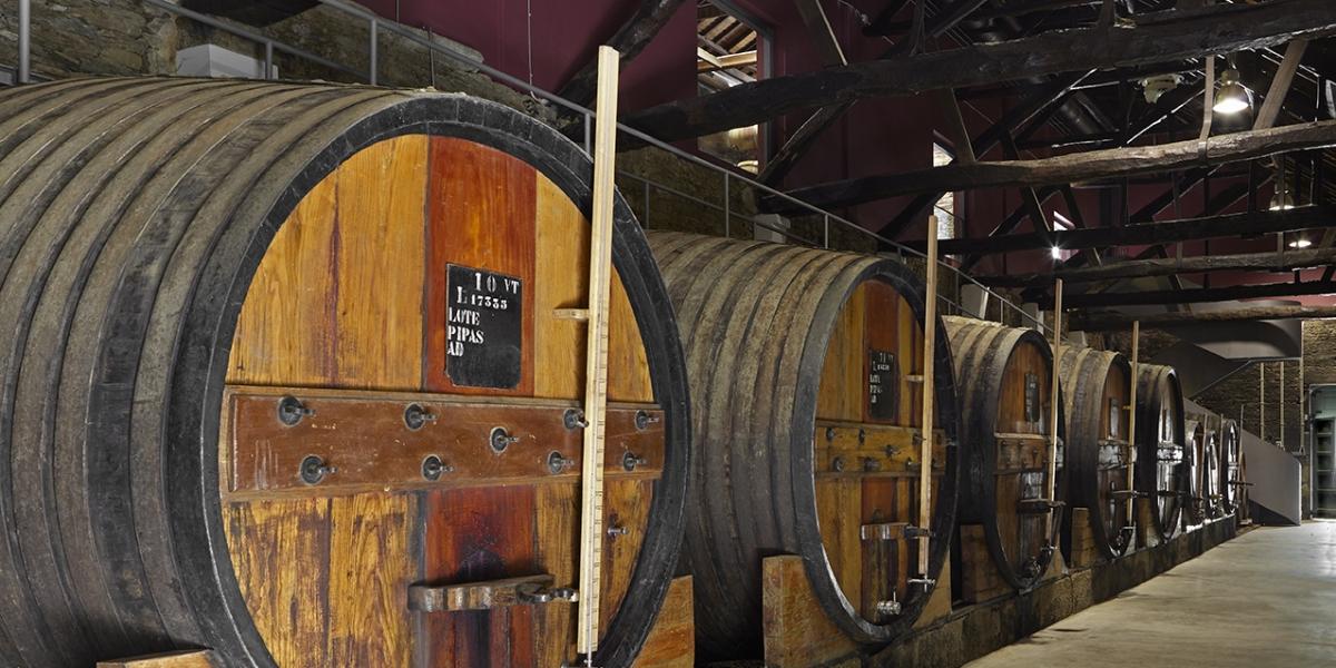 Winelover Croft no Pinhão