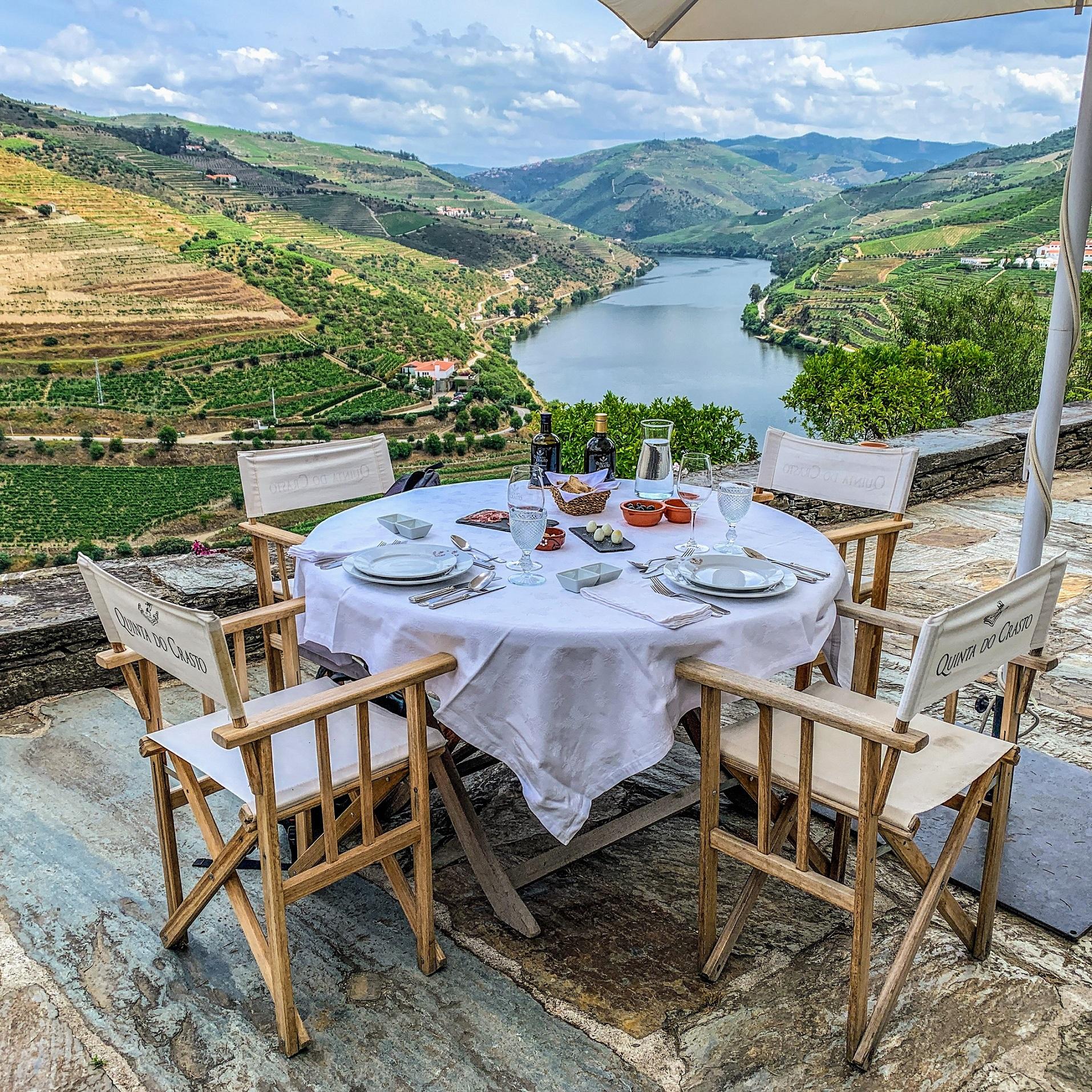 Quinta do Crasto - Wine Tasting & Meal