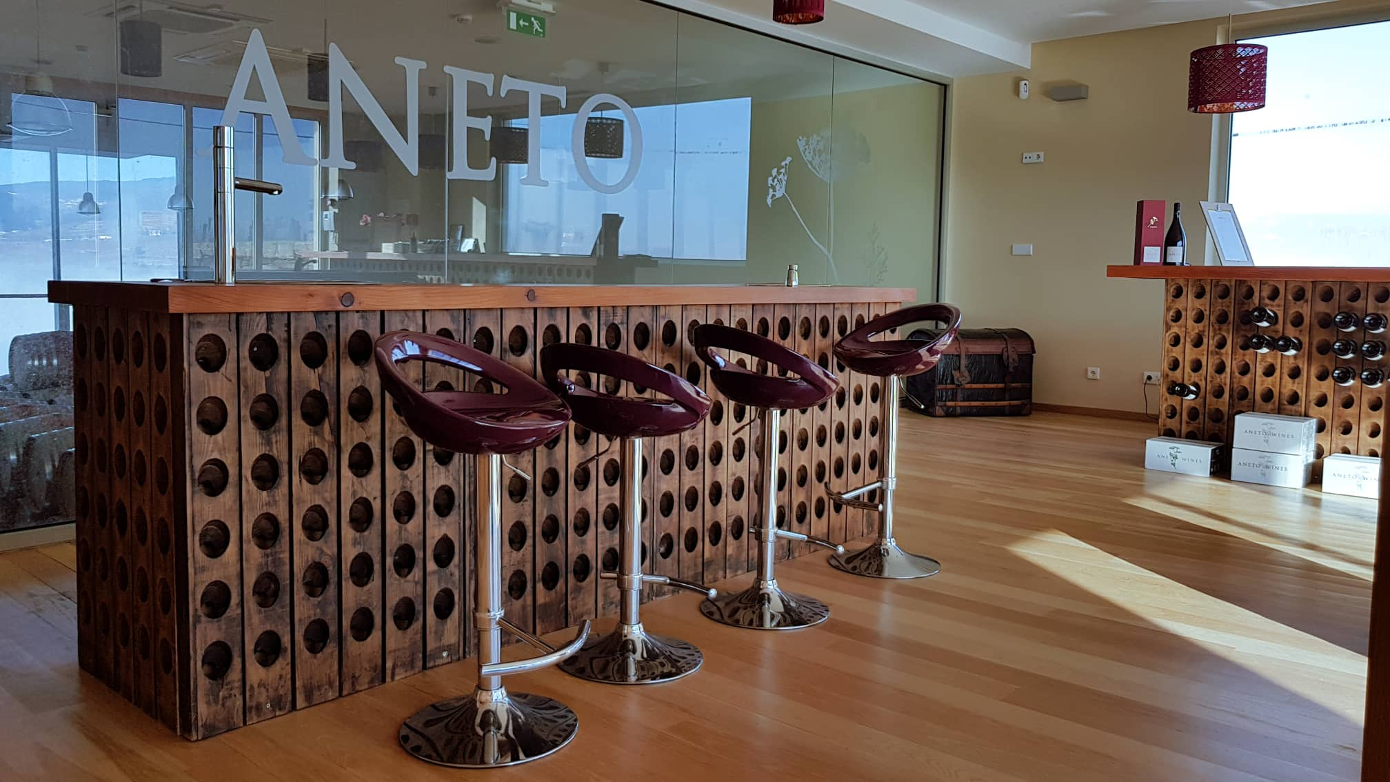 Aneto Wines - Visita & Prova Colheitas