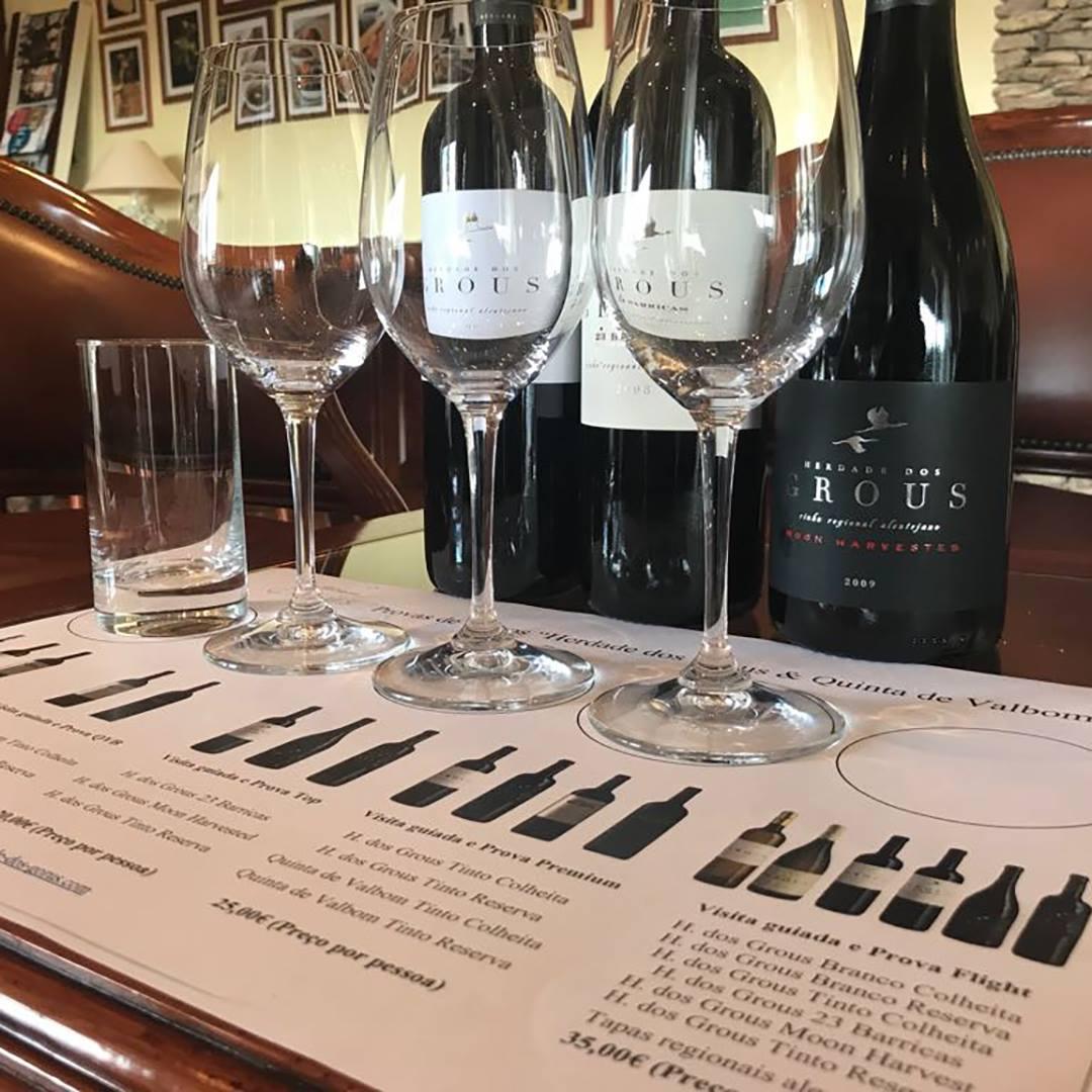 Herdade dos Grous – Make Your Wine Batch