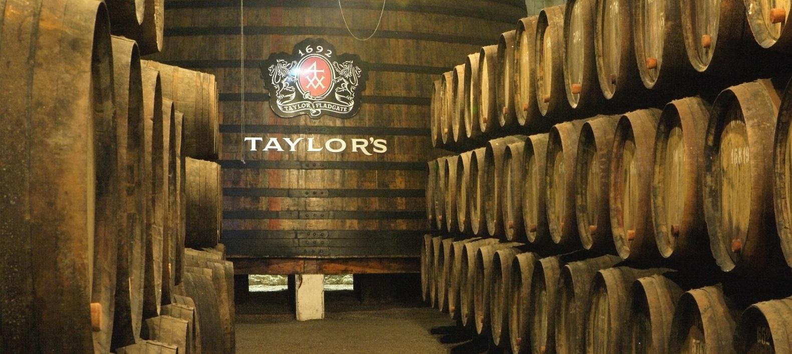 Caves Taylor's – Visit & Signature Wine Tasting
