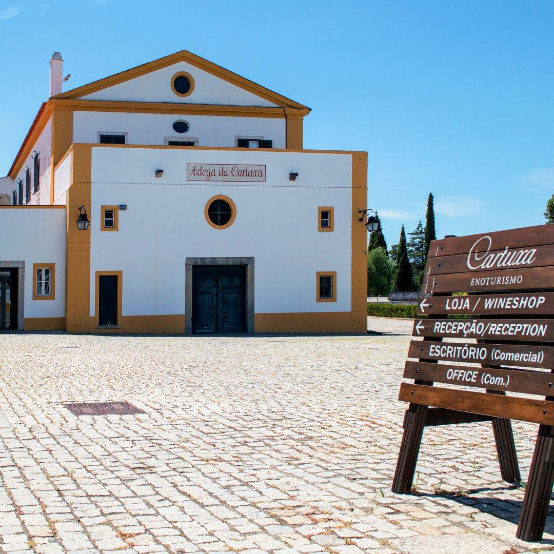 Cartuxa Wine Tourism – Visit & Cartuxa Tasting