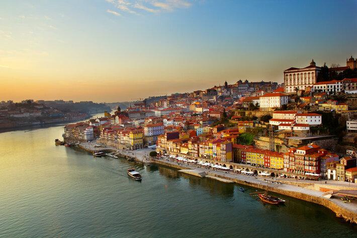 Douro & Oporto