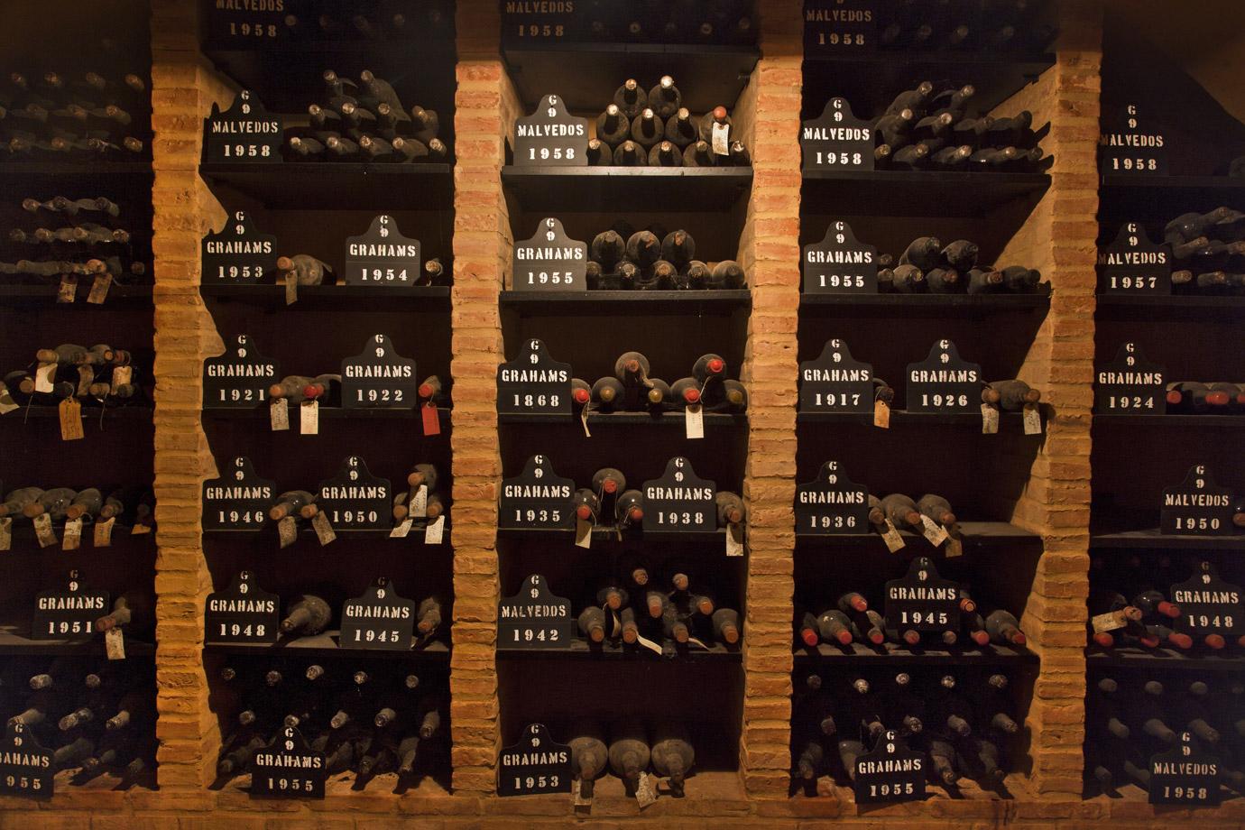 Caves Graham's – Super Premium Vintage Tasting