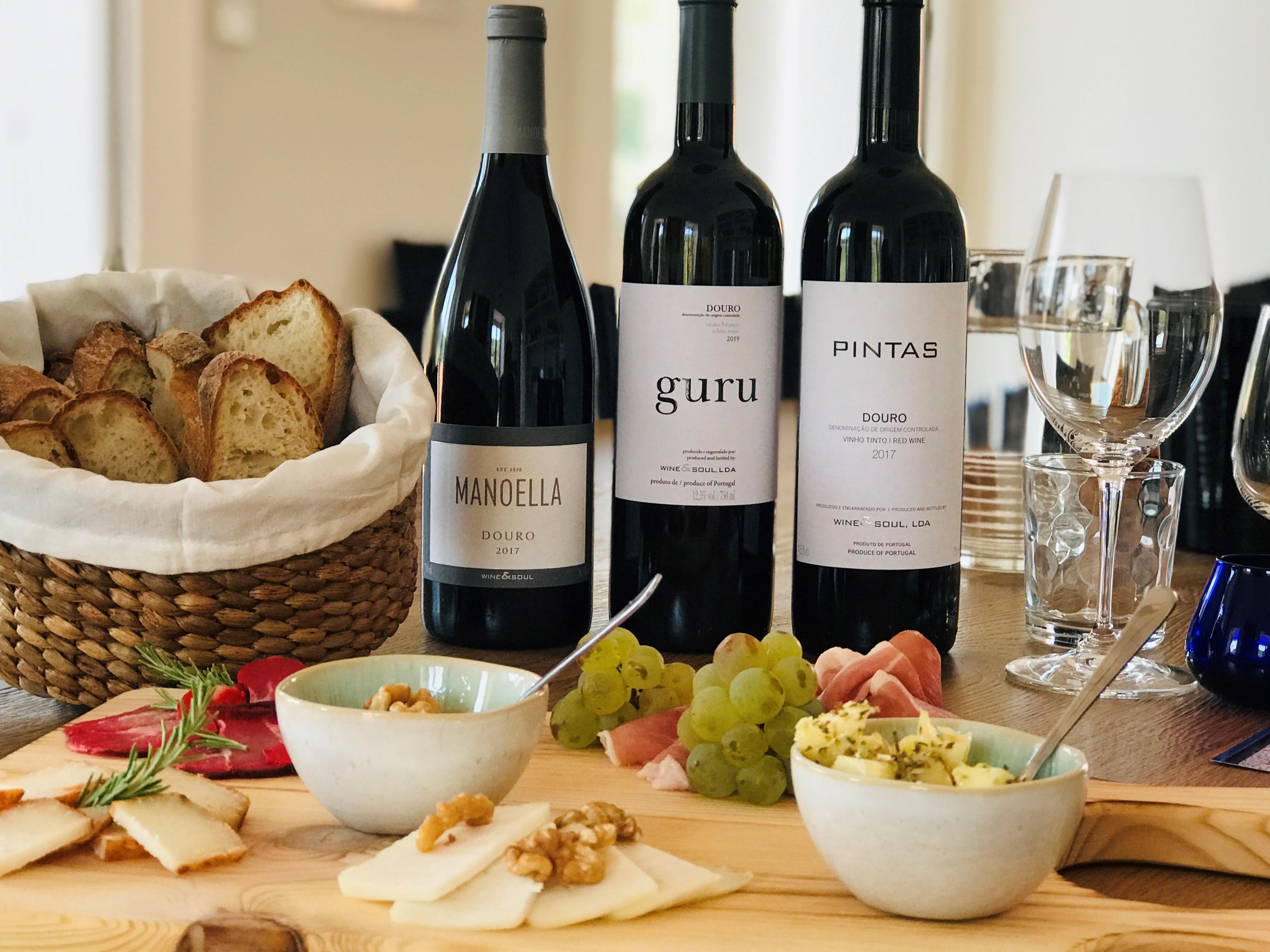 Wine & Soul – Premium Tasting